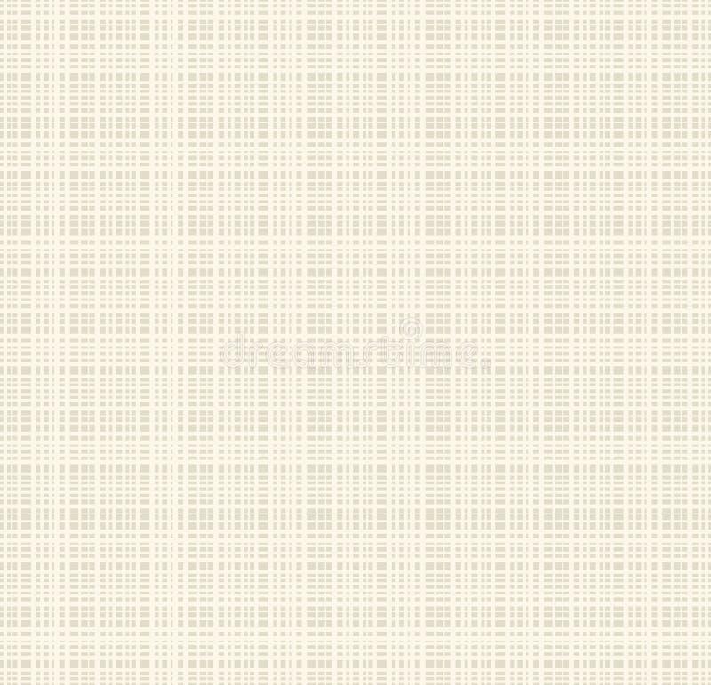 Fundo sem emenda de alta resolução da lona de linho ilustração royalty free