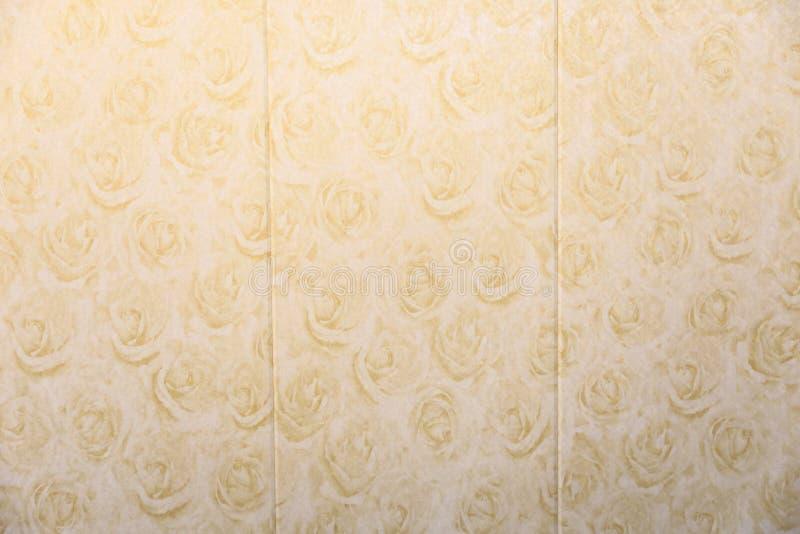 Fundo sem emenda do teste padrão O damasco Wallpaper fotos de stock