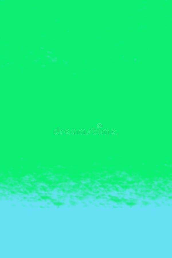Fundo simples, digitalmente pintado em cores brilhantes imagem de stock royalty free