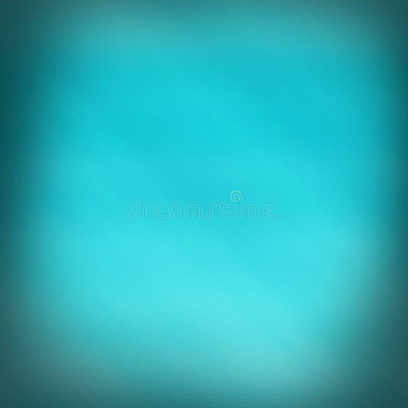 Fundo simples quadro obscuridade de turquesa ilustração do vetor