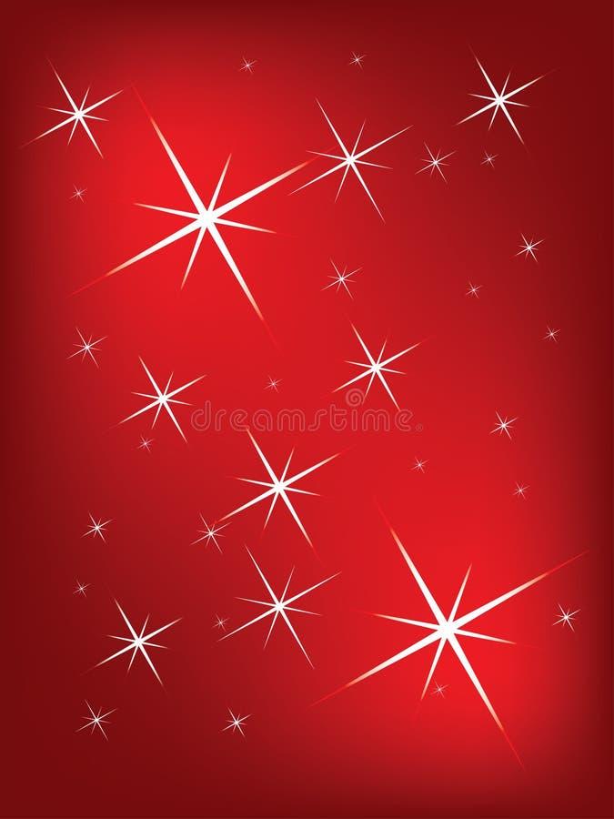 Fundo Sparkling ilustração royalty free