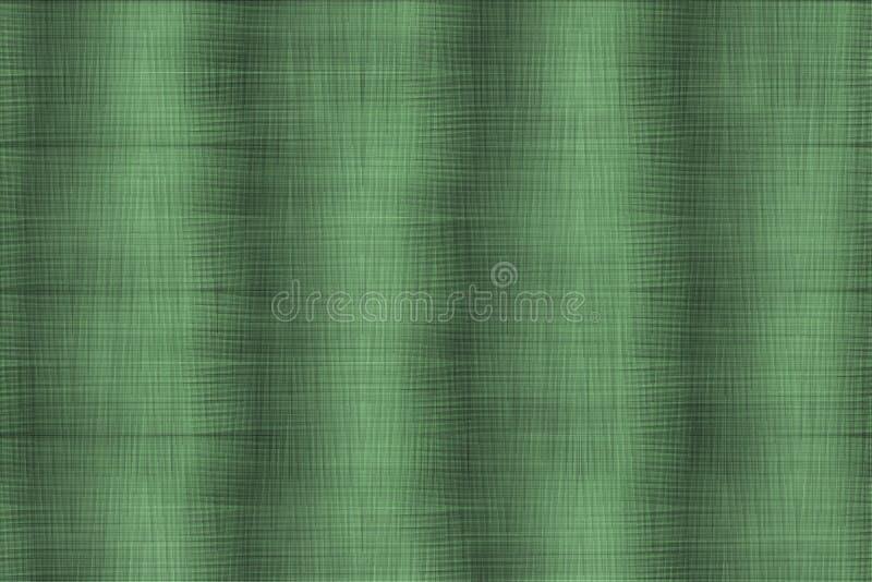 Fundo Spruce protegido linho da cor da tela da textura, amostra de folha de superfície do linho ilustração stock