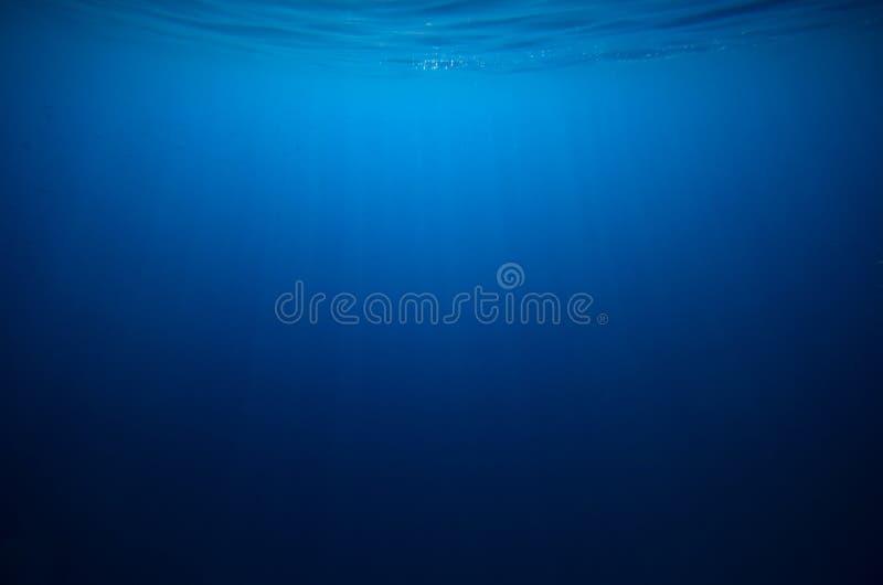 Fundo subaquático abstrato fotos de stock royalty free
