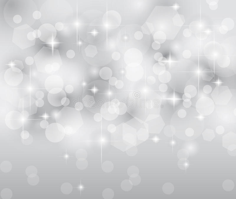 Fundo sugestivo elegante do Feliz Natal ilustração royalty free