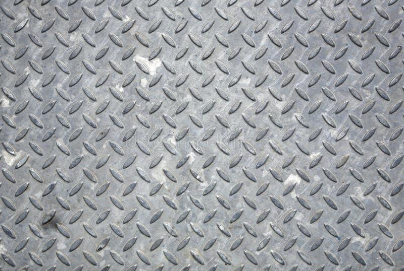 Fundo sujo do metal. imagem de stock