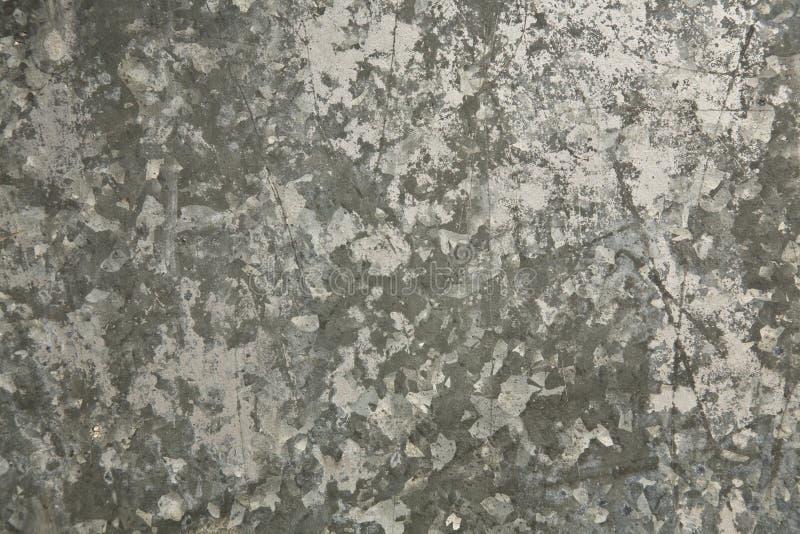 Fundo/textura resistidos do metal fotos de stock