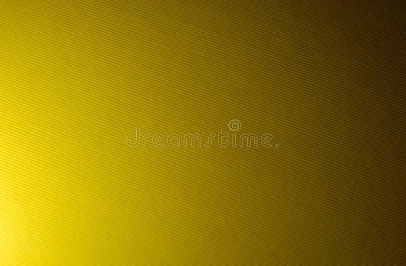 Fundo Textured amarelo imagens de stock
