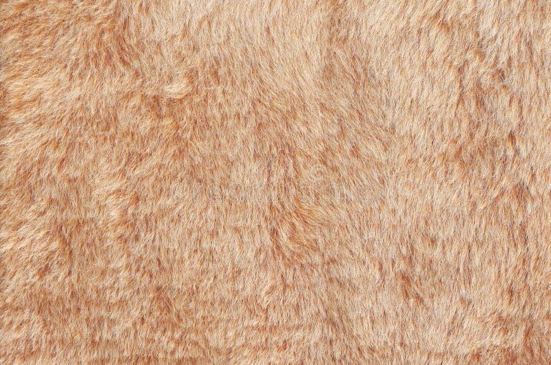 Fundo textured da pele macia desgrenhado vermelha e marrom da luz abstrata imagem de stock royalty free
