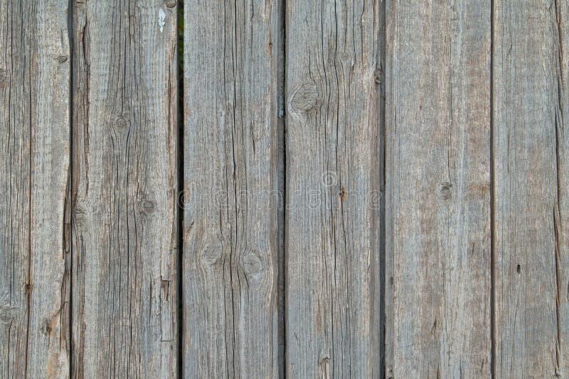 Fundo Textured das placas de madeira velhas fotos de stock