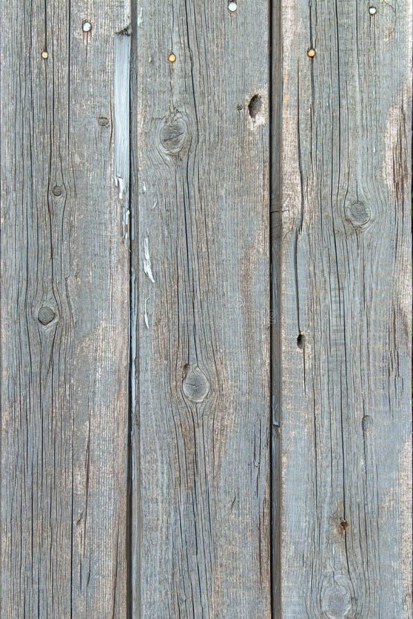 Fundo Textured das placas de madeira velhas fotografia de stock