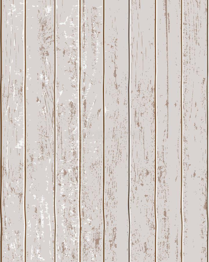 Fundo textured de madeira ilustração do vetor