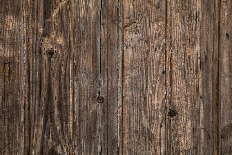 Fundo textured de madeira do vintage velho foto de stock royalty free