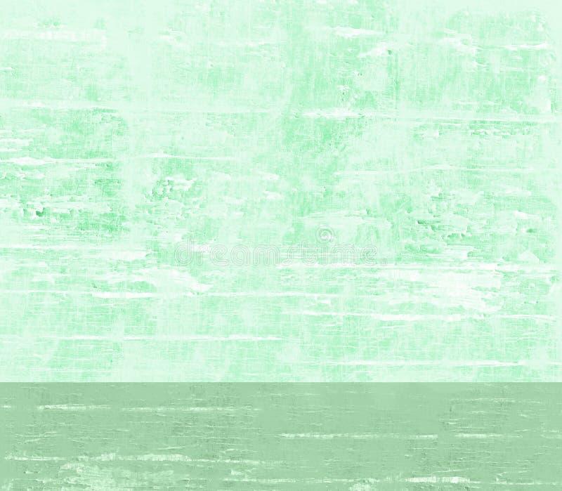 Fundo textured de madeira gasto do verão da mola ilustração stock