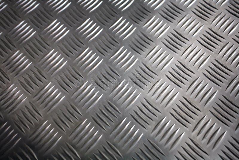 Fundo Textured Do Metal Foto de Stock