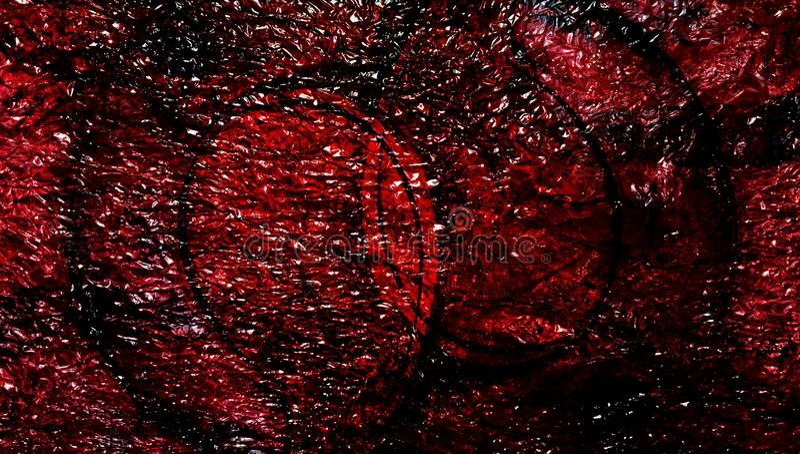 Fundo textured metálico protegido colorido do sumário com efeitos da luz wallpaper foto de stock royalty free