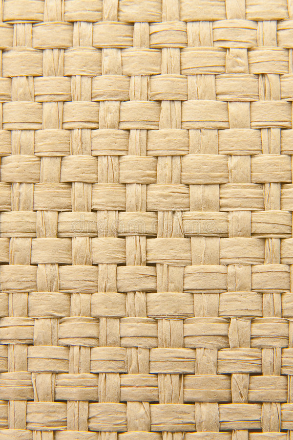 Fundo textured thatch tecido amarelo abstrato fotos de stock royalty free