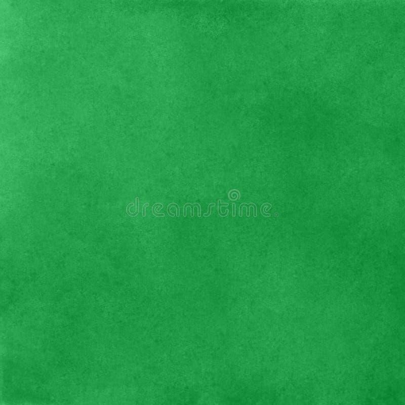 Fundo textured verde natural com material borrado abstrato do cimento do grunge ilustração stock