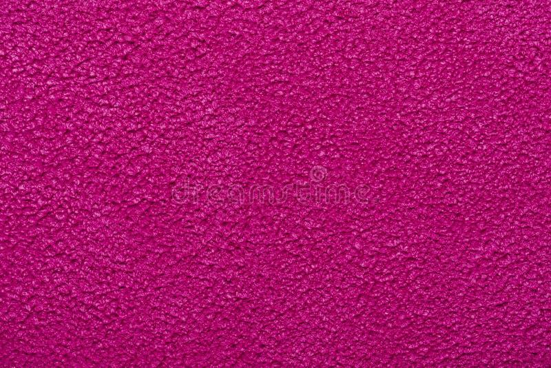 Fundo tocado vermelho da pintura do rosa do sumário fotografia de stock royalty free