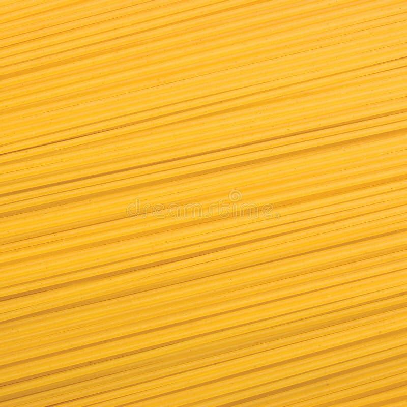 Fundo tradicional do close up da massa dos espaguetes, tiro macro do estúdio do grande teste padrão detalhado fotos de stock royalty free