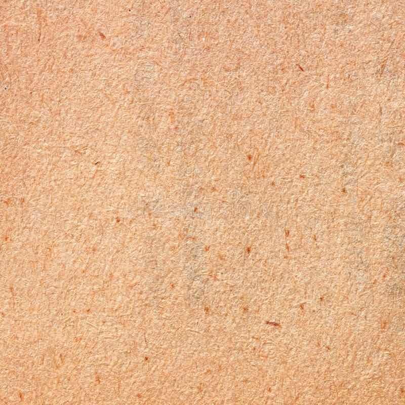 Fundo vazio da textura velha do papel de capa do livro Documento vazio do teste padrão do vintage da cor de Brown Copie o espaço imagem de stock royalty free