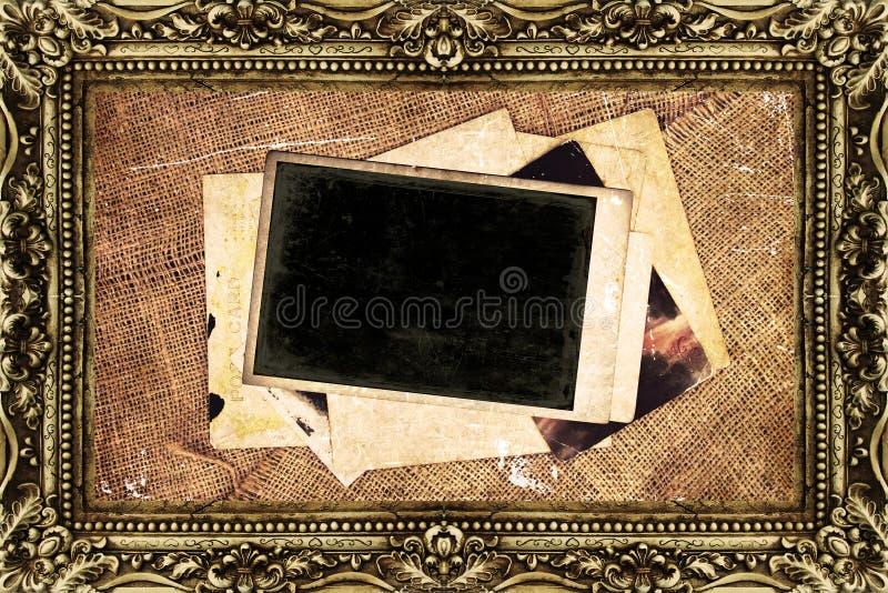 Fundo vazio do sumário da imagem fotografia de stock royalty free