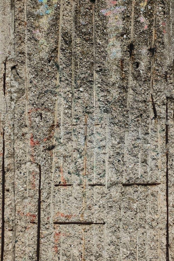 Fundo velho da textura do muro de cimento e metal oxidado fotos de stock