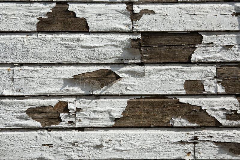 Fundo velho das placas de madeira do vintage imagem de stock