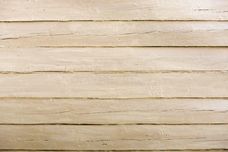 Fundo velho das placas de madeira do vintage imagem de stock royalty free
