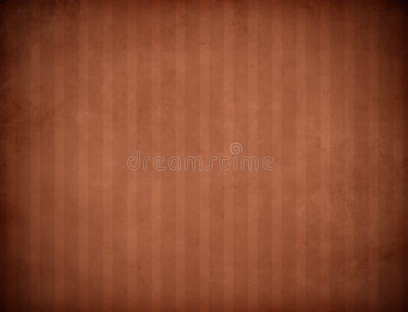 Fundo velho listrado do papel de parede do Grunge imagem de stock
