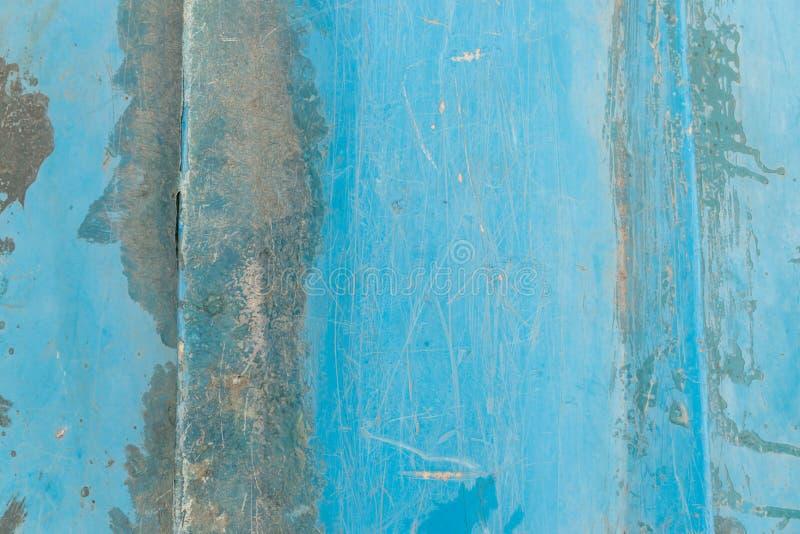 Fundo velho rachado e da casca da pintura da parede Grunge clássico Detalhe, obsoleto fotografia de stock royalty free