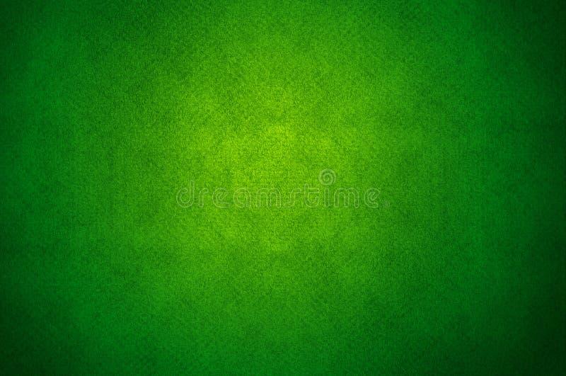 Fundo velho verde da textura do Grunge foto de stock