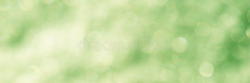 Fundo verde borrado imagens de stock royalty free