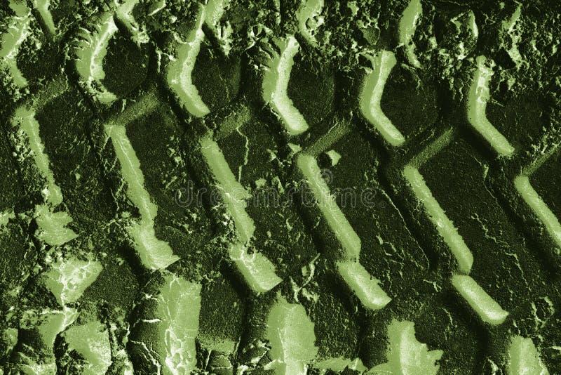 Fundo verde com testes padrões wallpaper imagens de stock royalty free