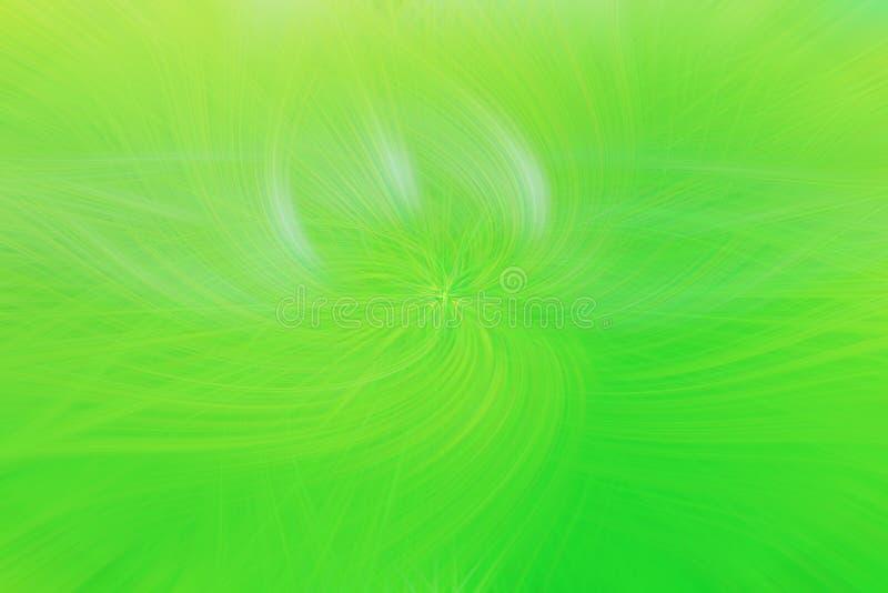 Fundo verde da ilustra??o da flor da folha wallpaper ilustração royalty free