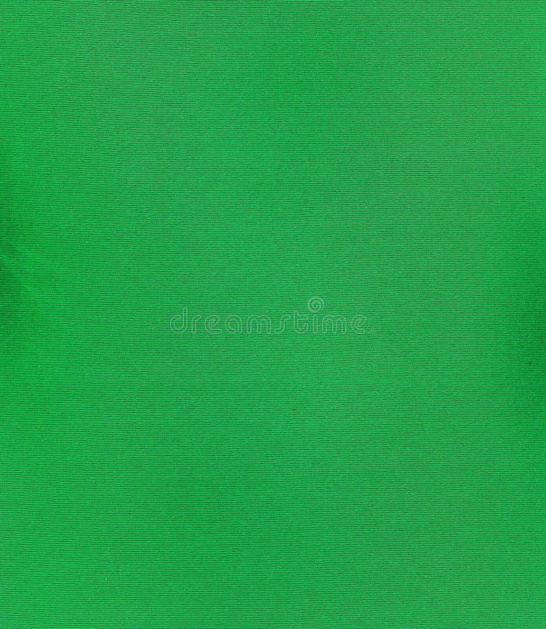 Fundo verde da textura da tela imagens de stock royalty free