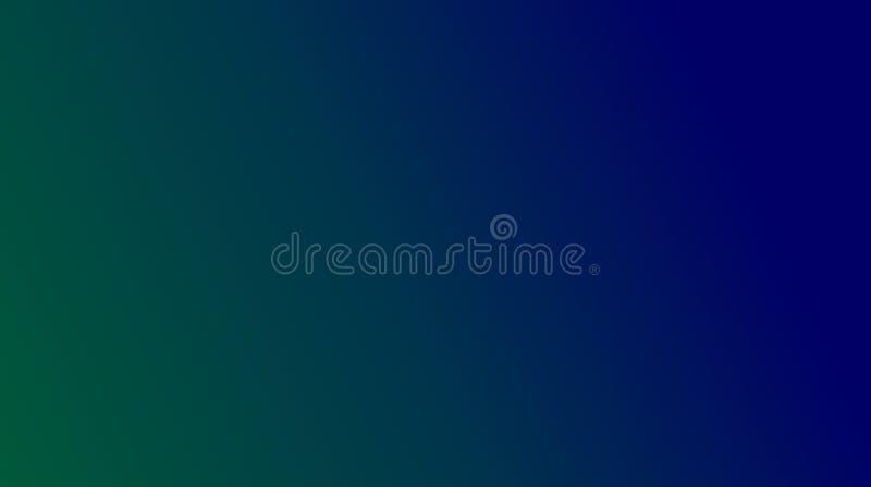 Fundo verde dos efeitos das cores da mistura de cor dos azuis marinhos da grama do sumário multi ilustração stock