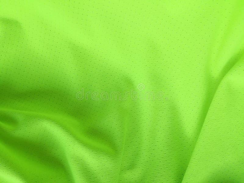 Fundo verde fluorescente da lona foto de stock royalty free