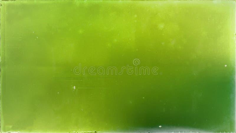 Fundo Verde Grungy ilustração do vetor