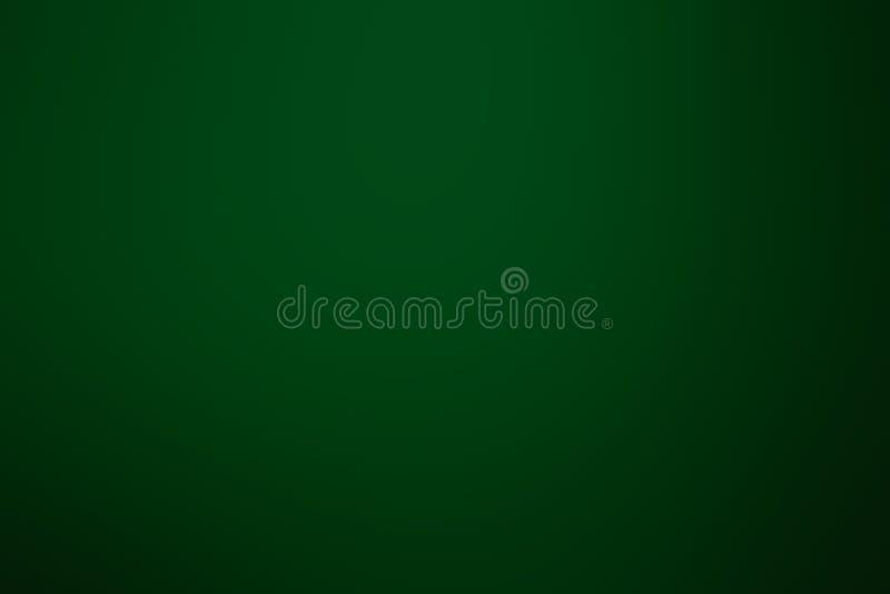 Fundo verde liso abstrato, textura obscura para o projeto fotografia de stock