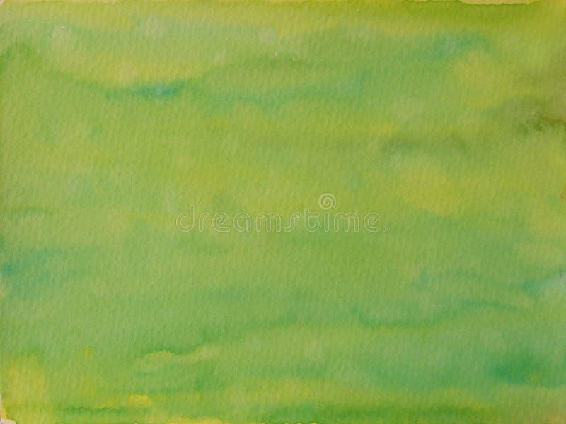 Fundo verde pintado fotos de stock