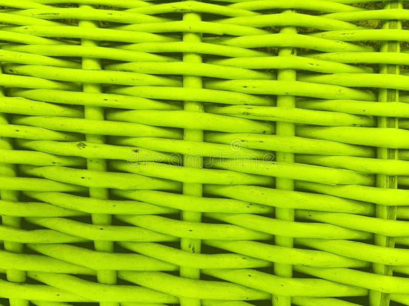 Fundo verde Textured dos galhos do withe fotos de stock