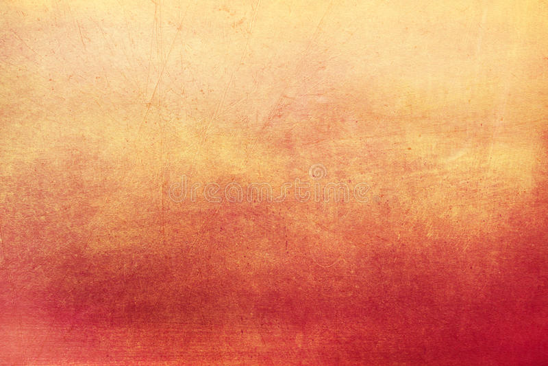Fundo vermelho brilhante do grunge foto de stock
