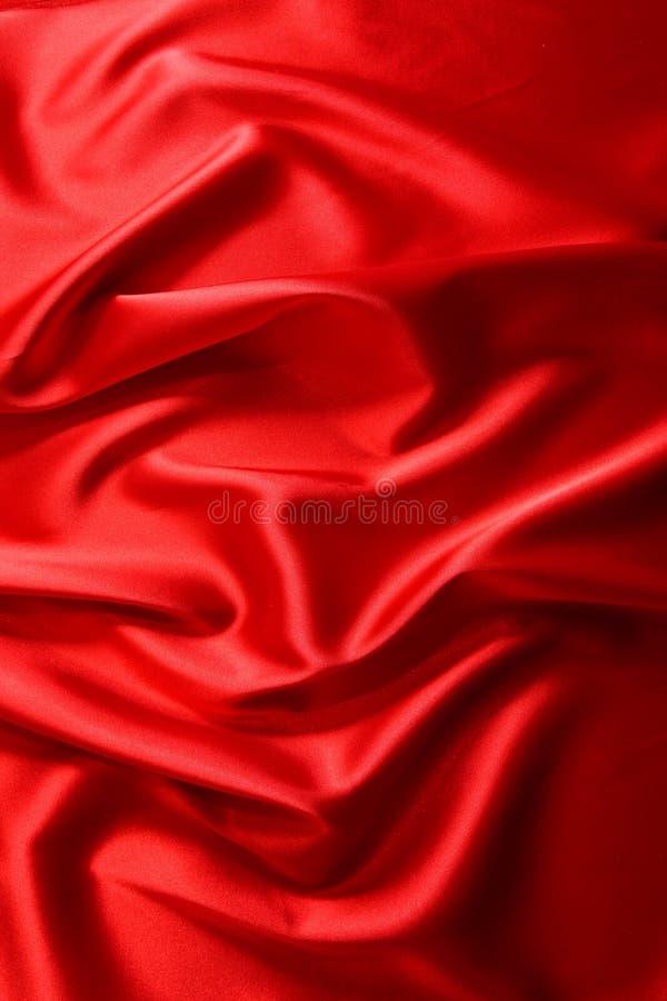 Fundo vermelho de veludo imagem de stock