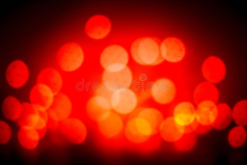 Fundo vermelho do Natal O vintage do brilho ilumina a sagacidade do fundo fotografia de stock royalty free