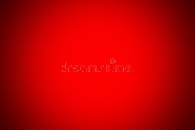 Fundo vermelho simples abstrato ilustração do vetor