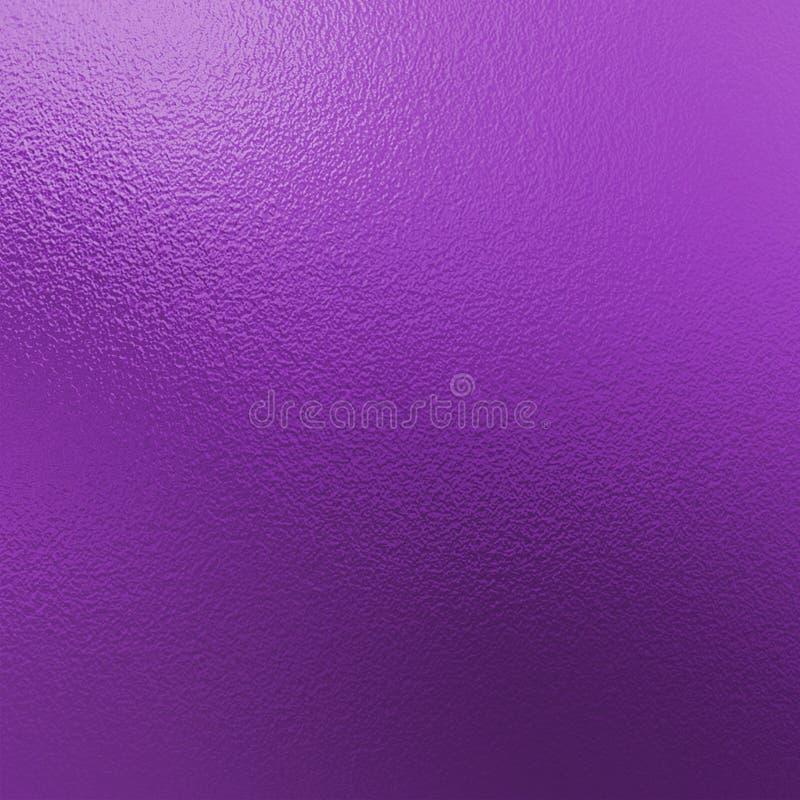 Fundo violeta roxo da textura da folha de ouro foto de stock