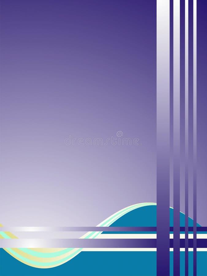 Fundos abstratos ilustração do vetor