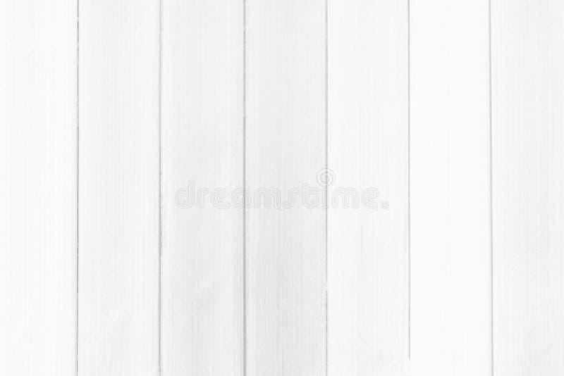 Fundos de madeira brancos da textura imagem de stock