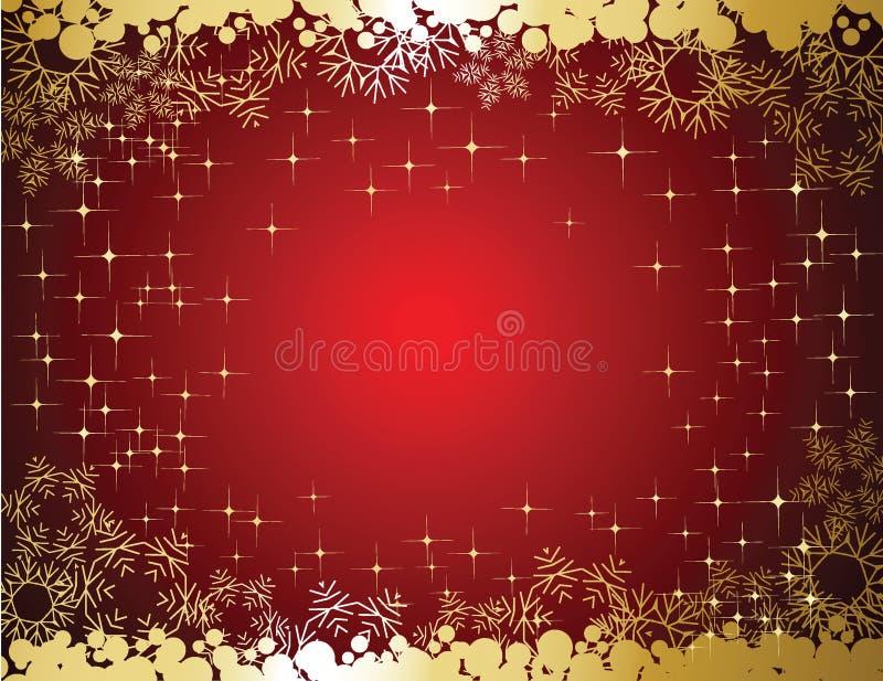 Fundos do Natal ilustração stock