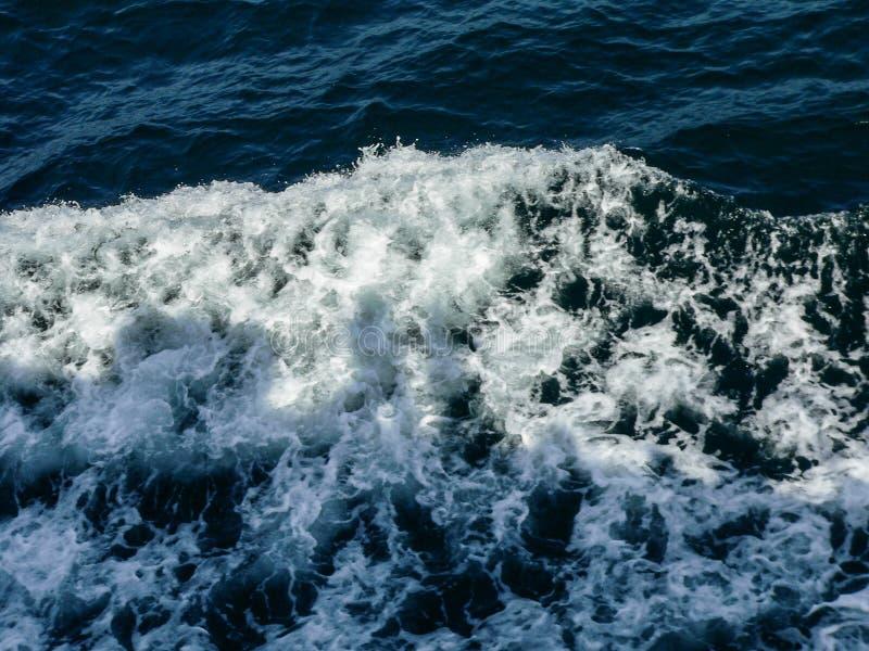 Fundos naturais Oceano imagem de stock royalty free